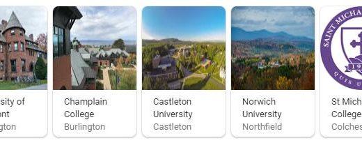 Top Universities in Vermont