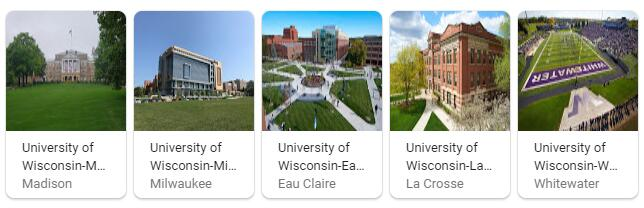 Top Universities in Wisconsin