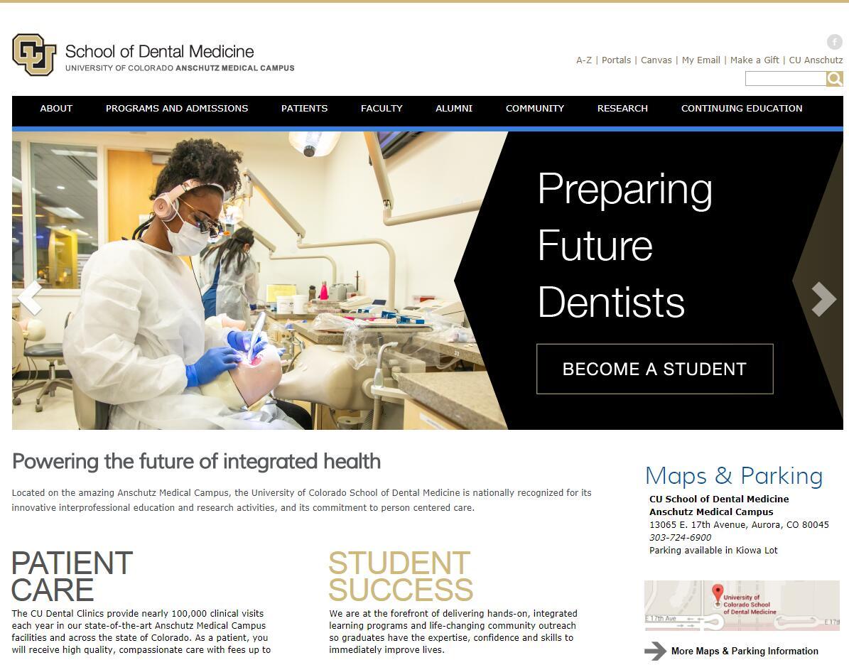 Dental Schools in Colorado