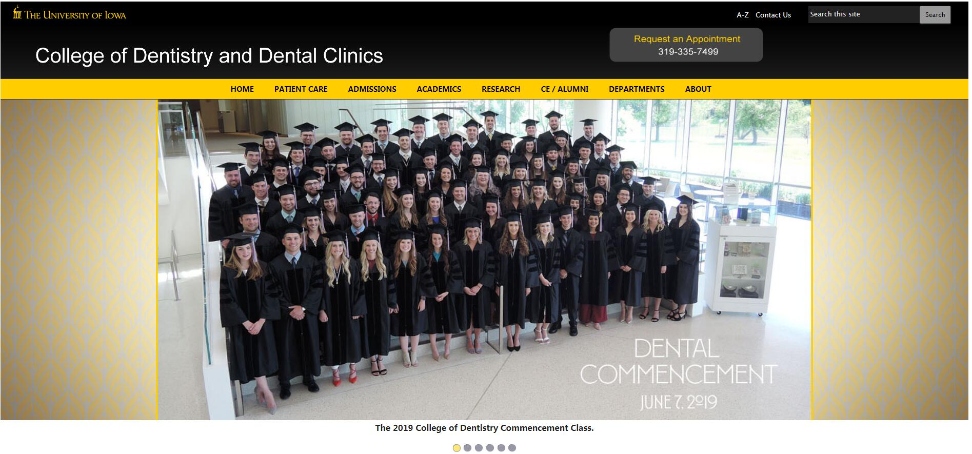 Dental Schools in Iowa