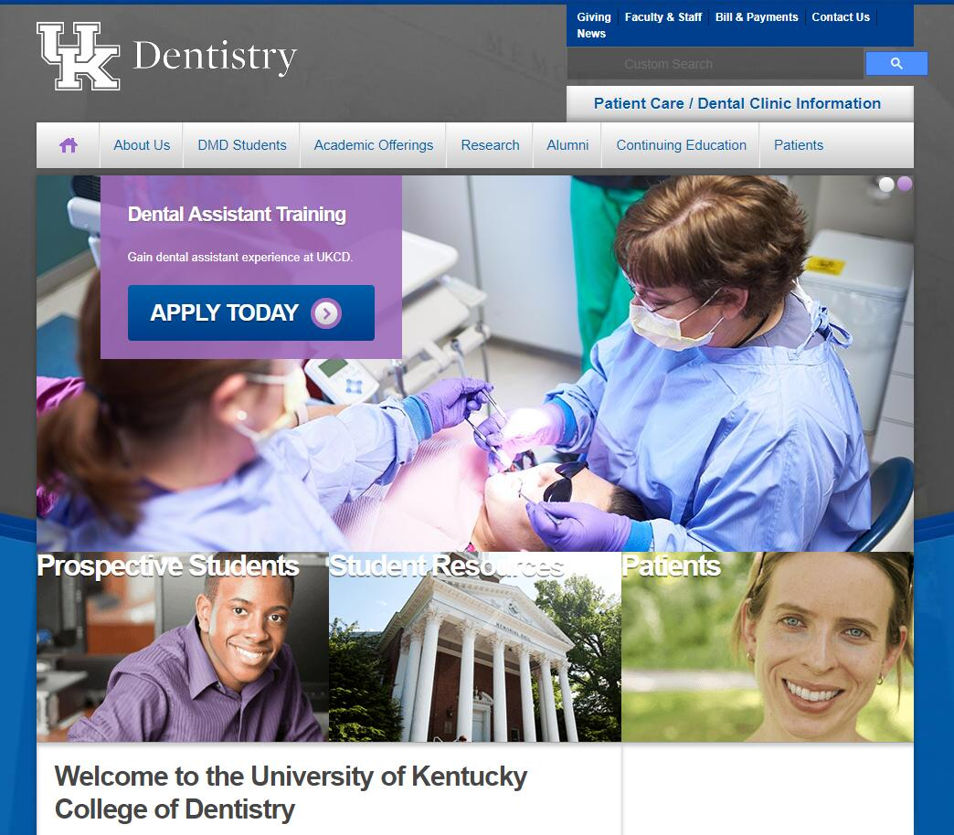 University of Kentucky College of Dentistry