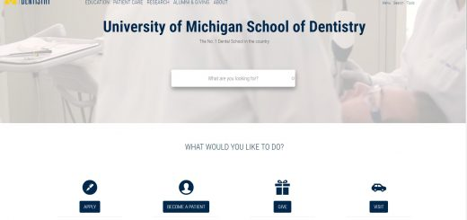 University of Michigan School of Dentistry