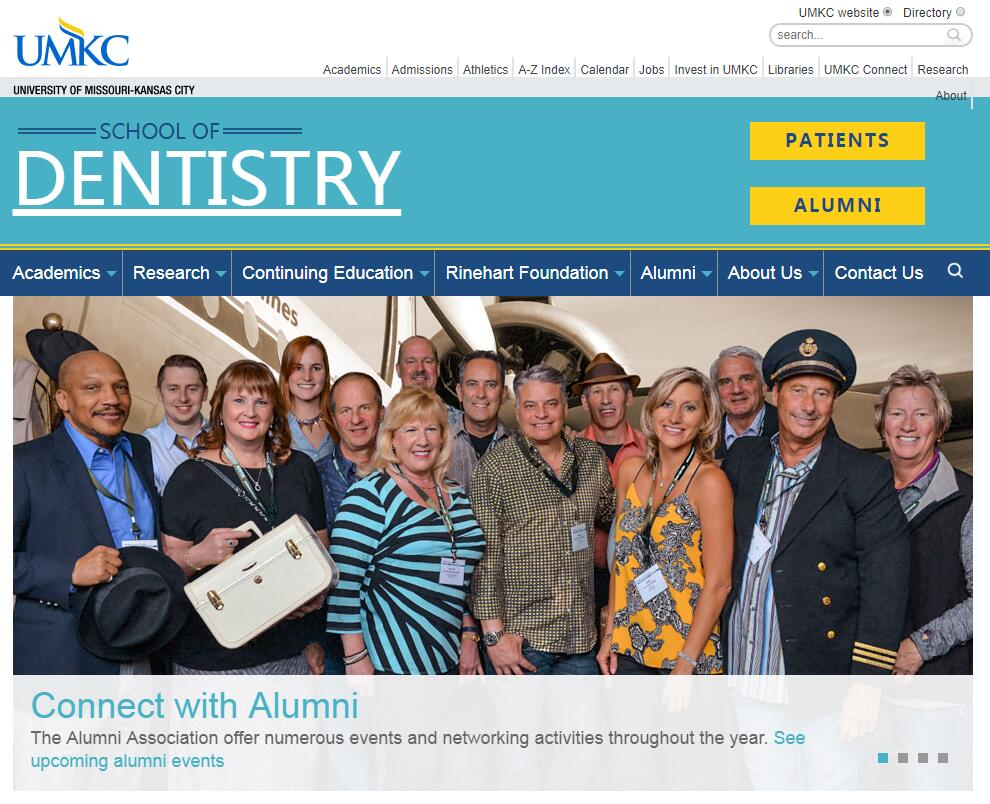 University of Missouri School of Dentistry