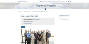University of Nevada--Reno Part Time MBA