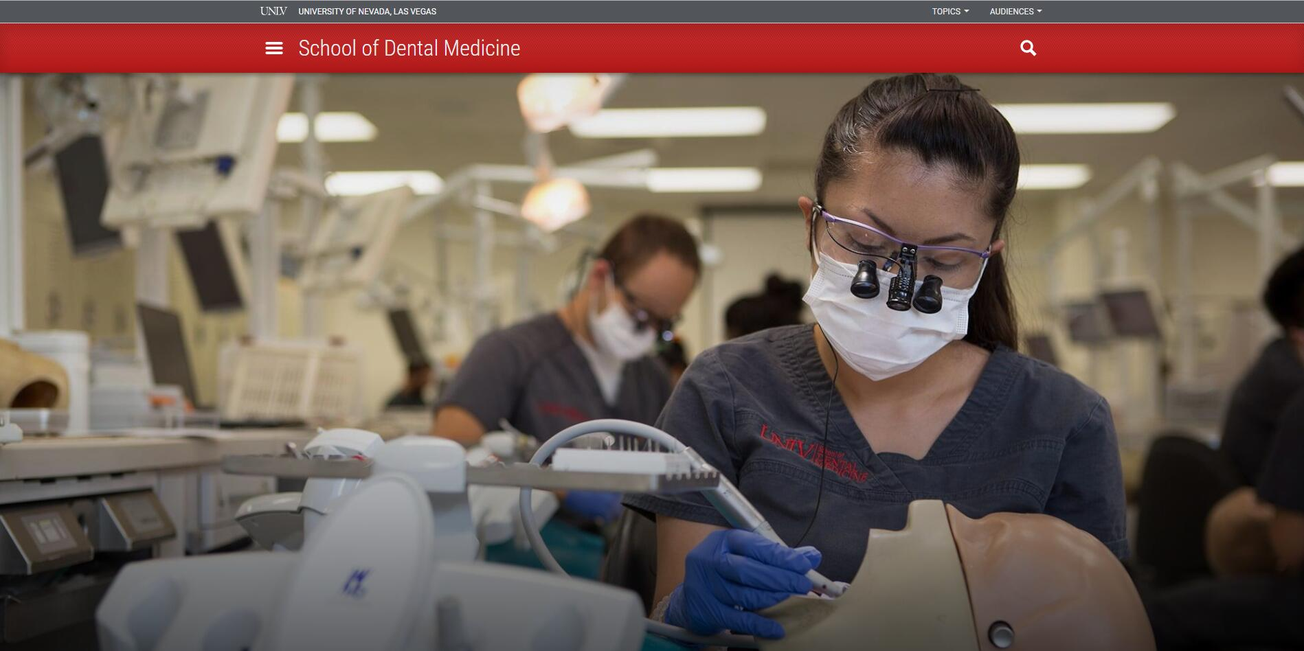 University of Nevada at Las Vegas School of Dental Medicine