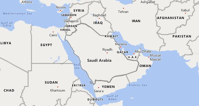 High School Codes in Saudi Arabia