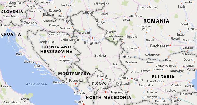 High School Codes in Serbia