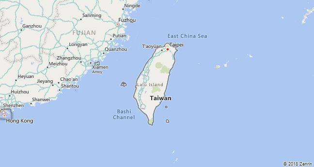 High School Codes in Taiwan