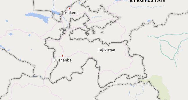 High School CEEB Codes in Tajikistan