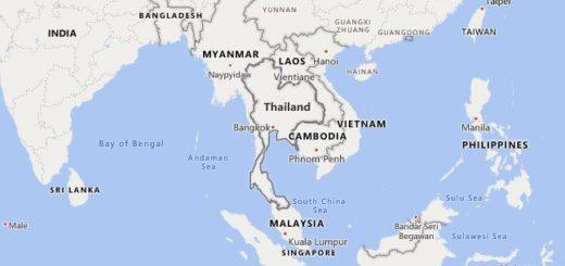 High School Codes in Thailand