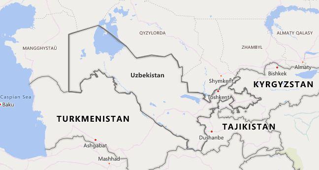 High School Codes in Uzbekistan
