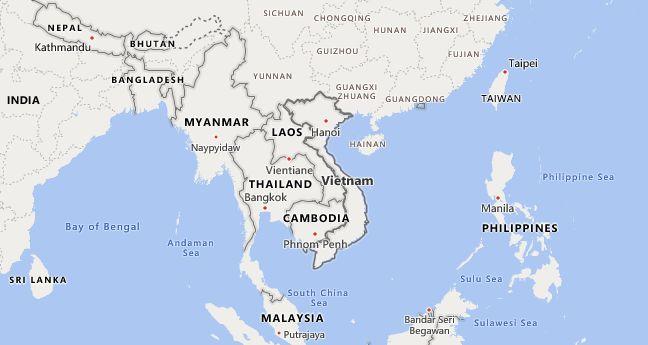 High School CEEB Codes in Vietnam