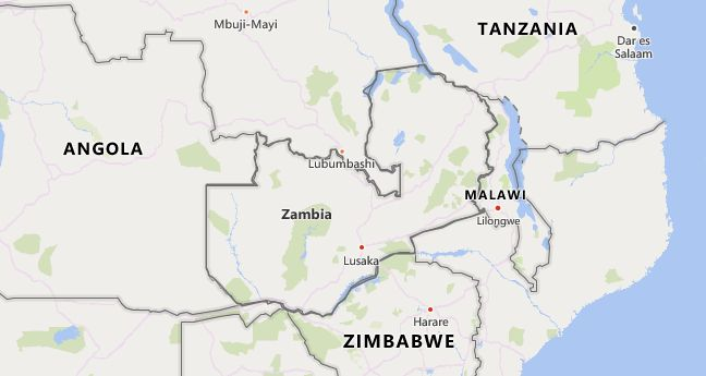 High School CEEB Codes in Zambia