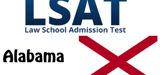LSAT Test Dates and Centers in Alabama