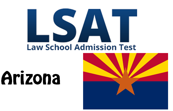 LSAT Test Dates and Centers in Arizona