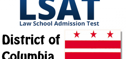 LSAT Test Dates and Centers in District of Columbia