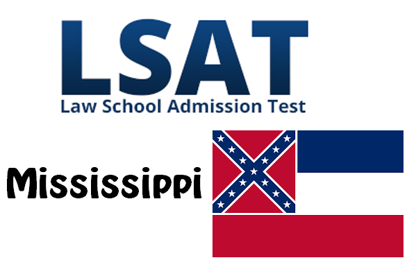LSAT Test Dates and Centers in Mississippi