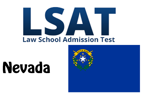 LSAT Test Dates and Centers in Nevada