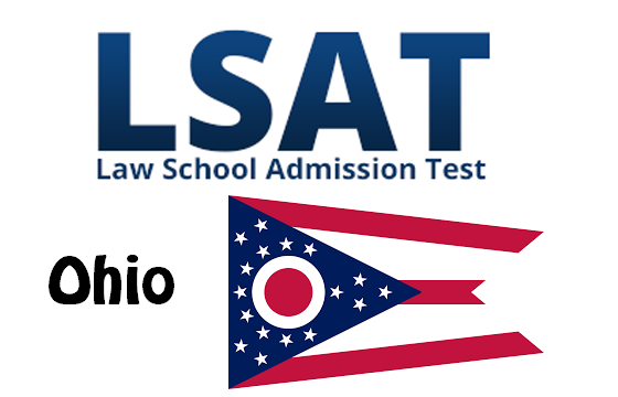 LSAT Test Dates and Centers in Ohio