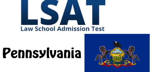 LSAT Test Dates and Centers in Pennsylvania