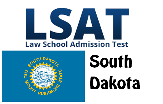 LSAT Test Dates and Centers in South Dakota