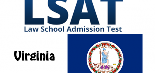 LSAT Test Dates and Centers in Virginia