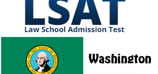 LSAT Test Dates and Centers in Washington