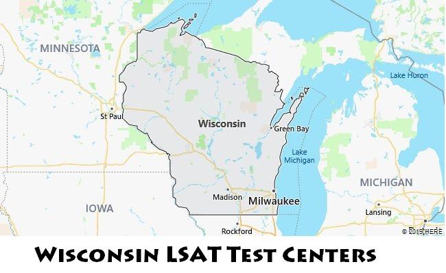 Wisconsin LSAT Testing Locations