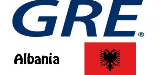 GRE Test Centers in Albania
