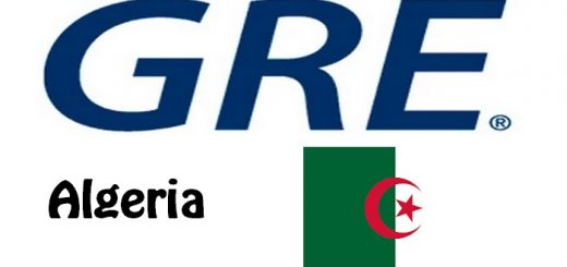GRE Test Centers in Algeria