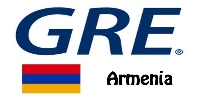 GRE Test Centers in Armenia