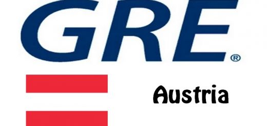 GRE Test Centers in Austria