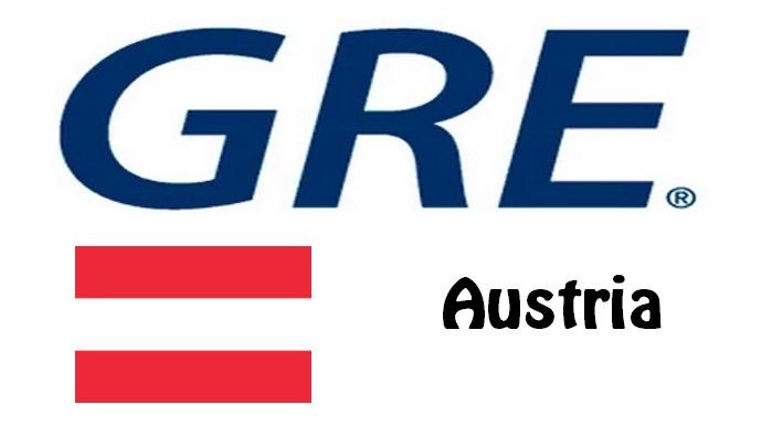 GRE Test Centers in Austria