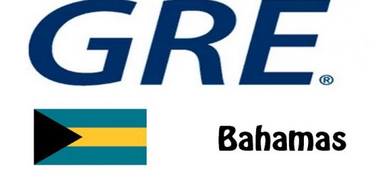 GRE Test Centers in Bahamas