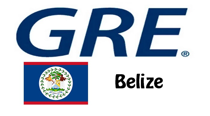 GRE Test Centers in Belize