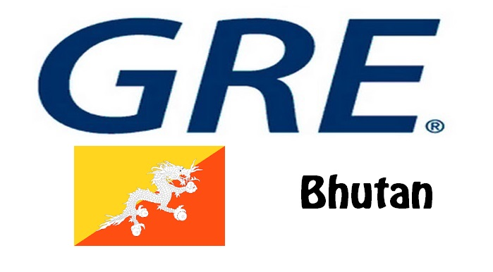 GRE Test Centers in Bhutan