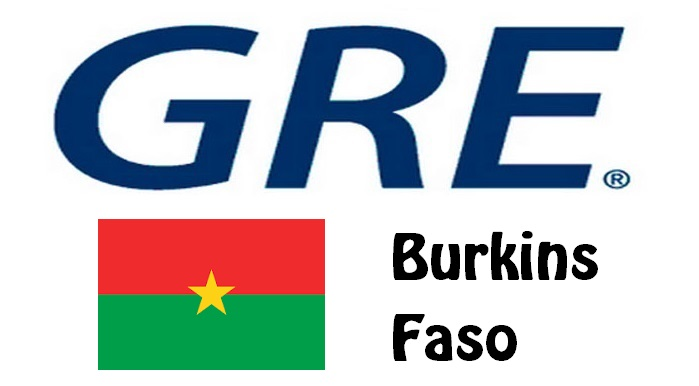 GRE Test Centers in Burkins Faso