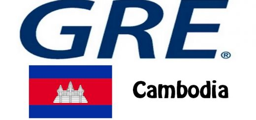GRE Test Centers in Cambodia