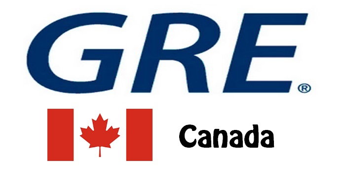 GRE Test Centers in Canada