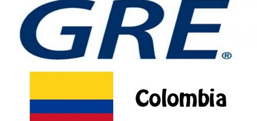 GRE Test Centers in Colombia