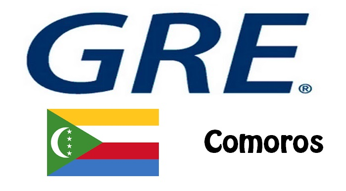 GRE Test Centers in Comoros