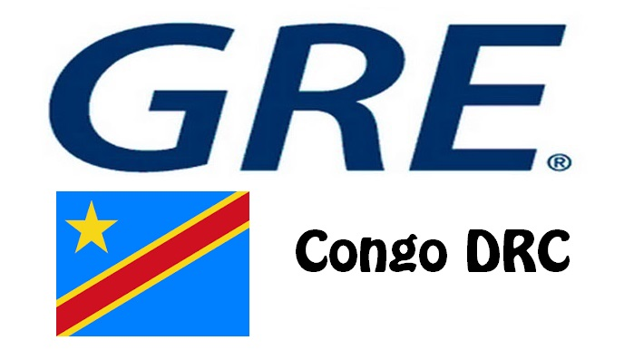 GRE Test Centers in Congo DRC