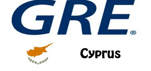 GRE Test Centers in Cyprus
