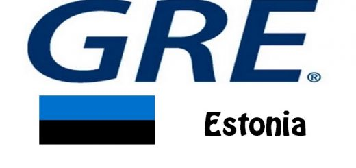 GRE Test Centers in Estonia