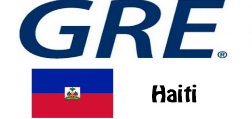 GRE Test Centers in Haiti
