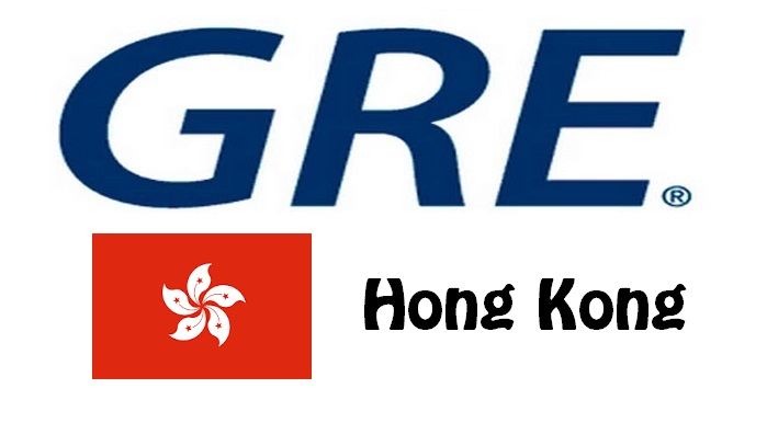 GRE Test Centers in Hong Kong