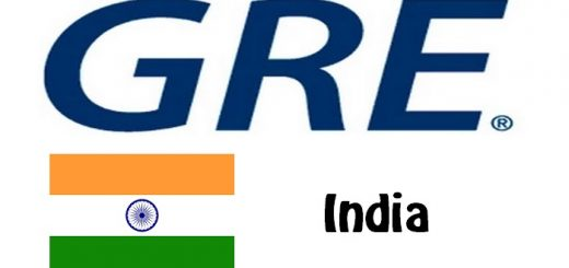 GRE Test Centers in India