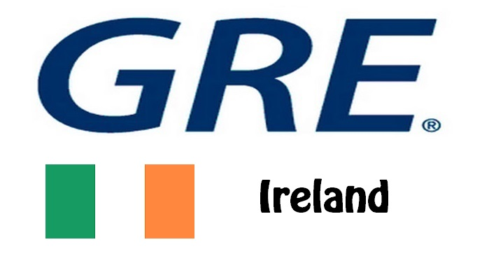 GRE Test Centers in Ireland