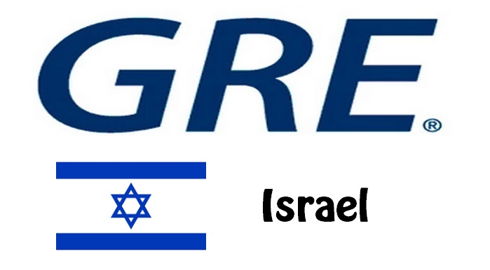 GRE Test Centers in Israel