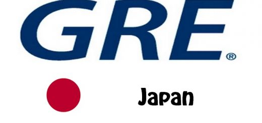 GRE Test Centers in Japan